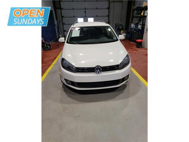 2014 Volkswagen Golf 2.0 TDI Comfortline (Stk: 14-606739) in Moncton - Image 2 of 9