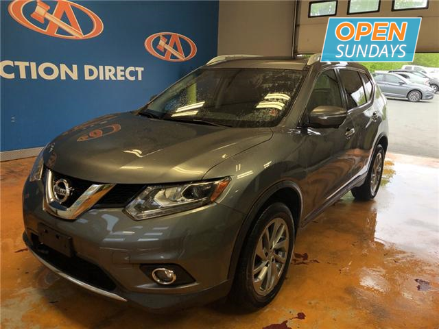 2015 Nissan Rogue SL (Stk: 15-858201) in Lower Sackville - Image 1 of 17