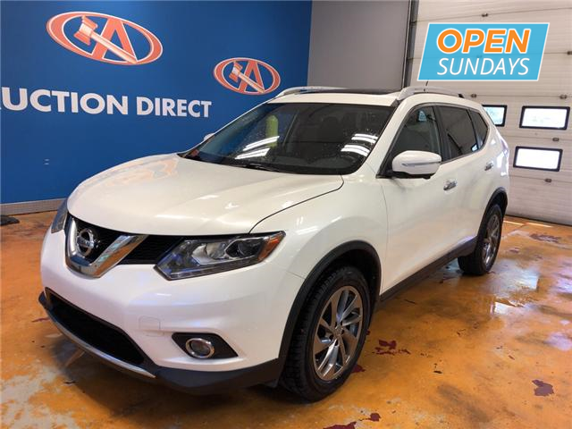 2015 Nissan Rogue SL (Stk: 15-920348) in Lower Sackville - Image 1 of 15