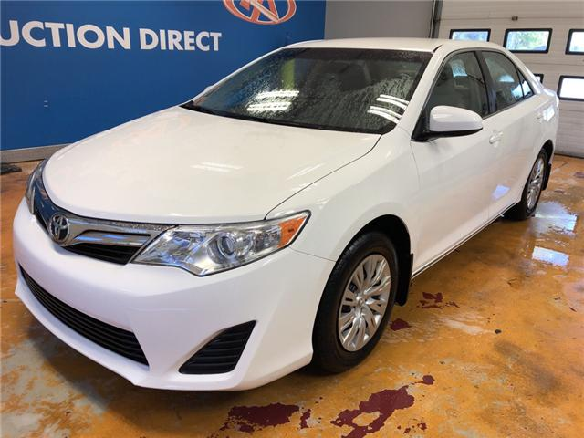 Auction Direct Sackville >> Used Toyota Camry for Sale | Halifax Auction Direct