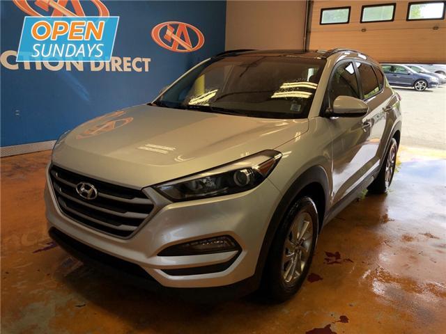 2018 Hyundai Tucson SE 2.0L (Stk: 18-773620) in Lower Sackville - Image 1 of 17