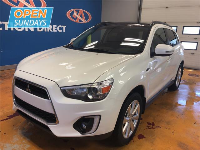 2015 Mitsubishi RVR GT (Stk: 15-605314) in Lower Sackville - Image 1 of 16