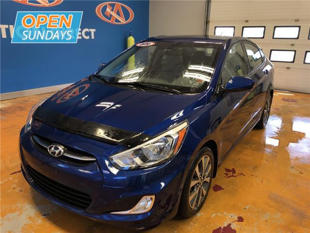 2015 Hyundai Accent SE (Stk: ) in Lower Sackville - Image 1 of 15