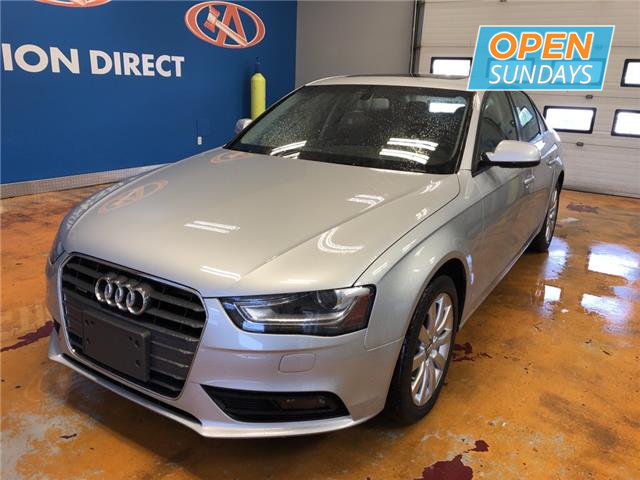 2014 Audi A4 2.0 Komfort (Stk: 14-023137) in Lower Sackville - Image 1 of 17