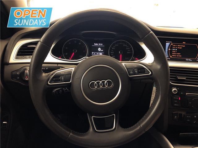 2015 Audi A4 2.0T Komfort (Stk: 15-038162) in Lower Sackville - Image 12 of 16