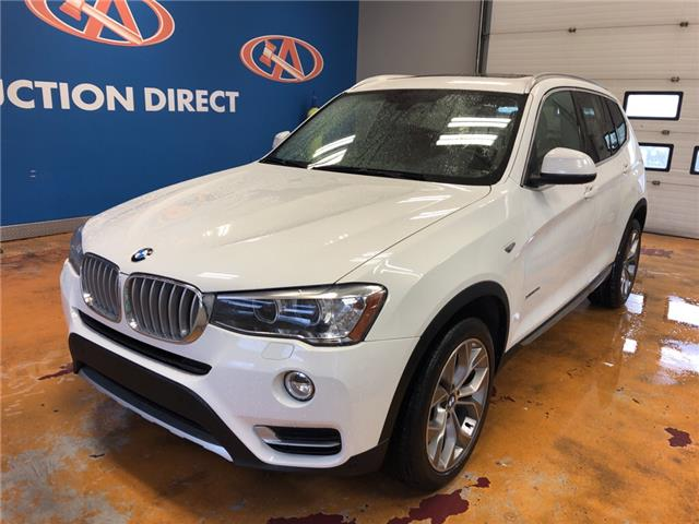 2016 BMW X3 xDrive35i (Stk: 16-R17042) in Lower Sackville - Image 1 of 17