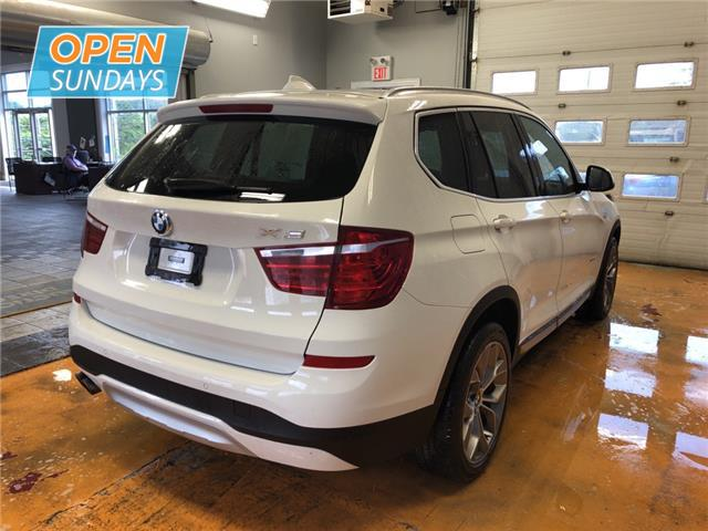 2016 BMW X3 xDrive35i (Stk: 16-R17042) in Lower Sackville - Image 4 of 17