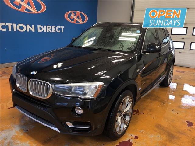 2016 BMW X3 xDrive35i (Stk: 16-R16911) in Moncton - Image 1 of 17