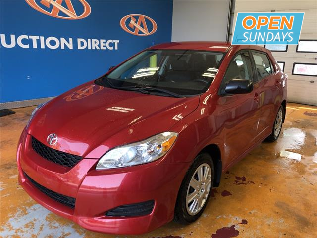 2014 Toyota Matrix Base (Stk: 14-132469) in Lower Sackville - Image 1 of 15