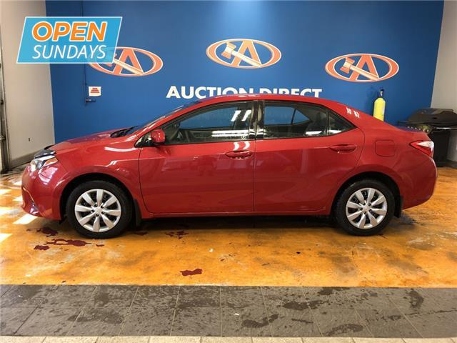 2016 Toyota Corolla CE (Stk: 16-656636) in Lower Sackville - Image 2 of 15