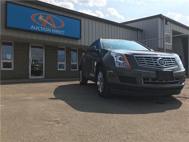 2015 Cadillac SRX Luxury (Stk: 15-551349) in Moncton - Image 1 of 7
