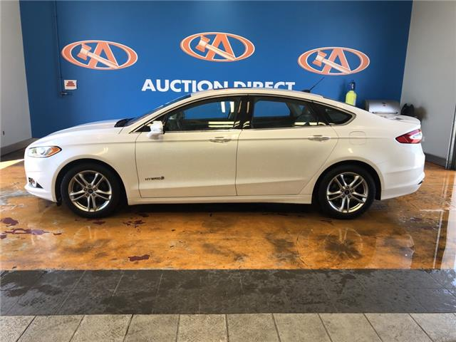 2015 Ford Fusion Hybrid Titanium (Stk: 15-298938) in Lower Sackville - Image 2 of 16