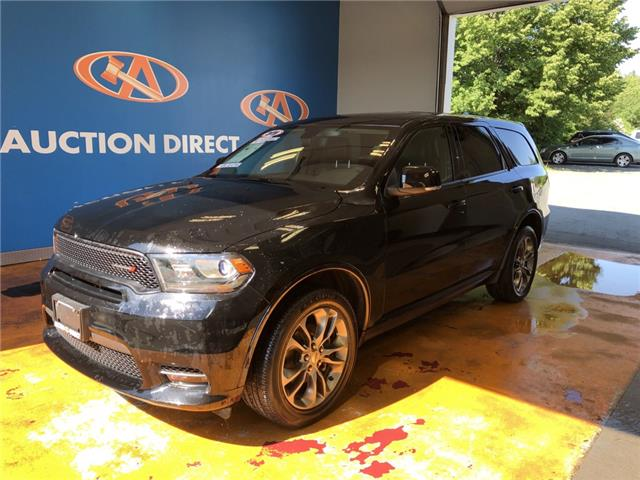 2019 Dodge Durango GT (Stk: 19-548713) in Lower Sackville - Image 1 of 17