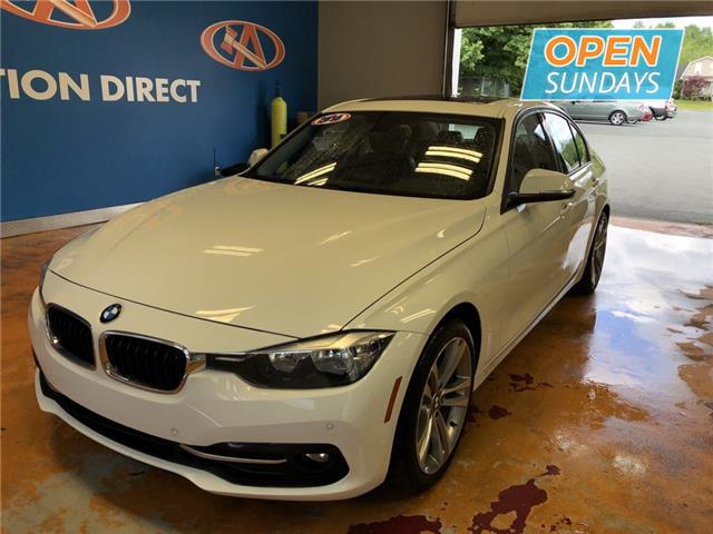 2016 BMW 320i xDrive (Stk: 16-688954) in Lower Sackville - Image 1 of 17