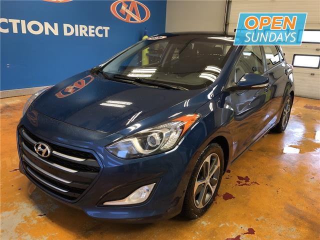 2017 Hyundai Elantra GL (Stk: 17-109322) in Lower Sackville - Image 1 of 17