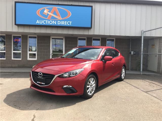 2014 Mazda Mazda3 Sport GS-SKY (Stk: 14-137933) in Moncton - Image 1 of 15