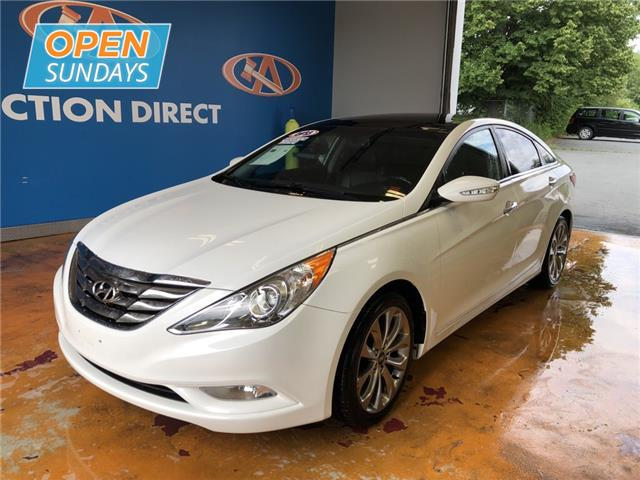 2013 Hyundai Sonata 2.0T Limited (Stk: 13-635317) in Lower Sackville - Image 1 of 16