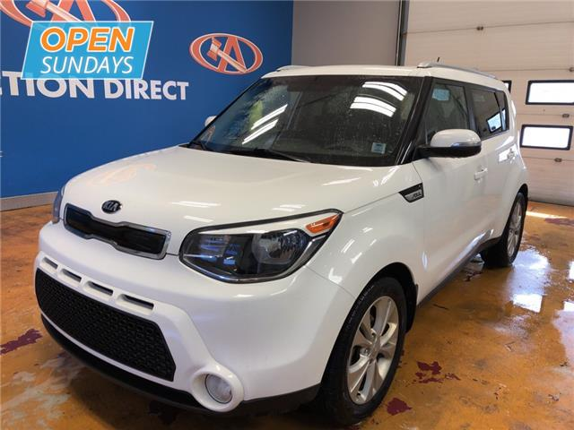2015 Kia Soul EX+ ECO (Stk: 15-190867) in Lower Sackville - Image 1 of 17