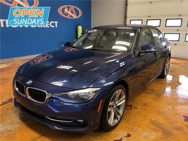 2016 BMW 320i xDrive (Stk: 16-S52150) in Lower Sackville - Image 1 of 17