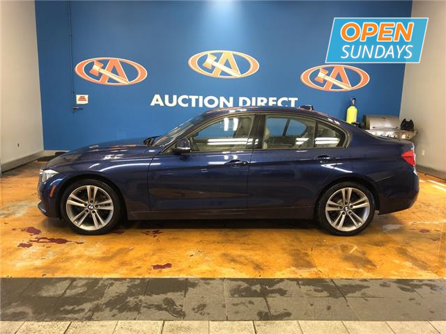2016 BMW 320i xDrive (Stk: 16-S52150) in Lower Sackville - Image 2 of 17
