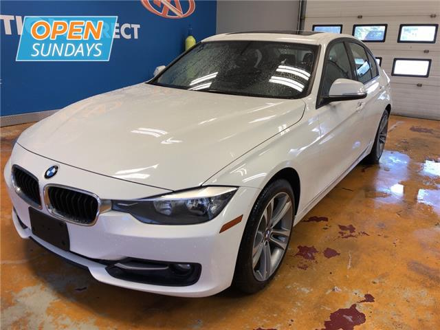 2015 BMW 320i xDrive (Stk: 15-S72829) in Lower Sackville - Image 1 of 17