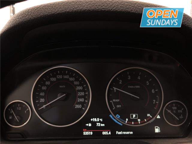 2015 BMW 320i xDrive (Stk: 15-S72829) in Lower Sackville - Image 12 of 17