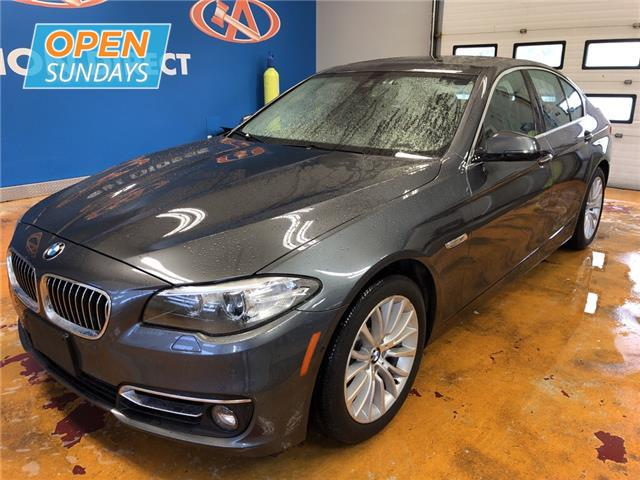 2015 BMW 528i xDrive (Stk: 15-628744) in Lower Sackville - Image 1 of 16