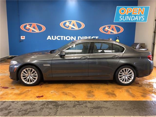 2015 BMW 528i xDrive (Stk: 15-628744) in Lower Sackville - Image 2 of 16