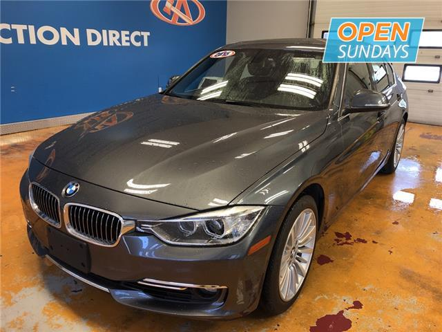 2015 BMW 328i xDrive (Stk: 15-R88873) in Lower Sackville - Image 1 of 15