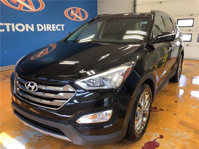 2014 Hyundai Santa Fe Sport 2.0T SE (Stk: 14-172760) in Lower Sackville - Image 1 of 17
