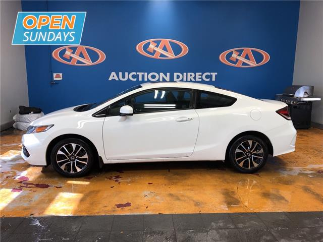 2015 Honda Civic EX (Stk: 15-004534) in Lower Sackville - Image 2 of 14