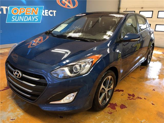 2016 Hyundai Elantra GT L (Stk: 16-279033) in Lower Sackville - Image 1 of 17