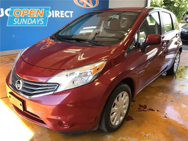 2014 Nissan Versa Note 1.6 SV (Stk: 14-352214) in Lower Sackville - Image 1 of 14