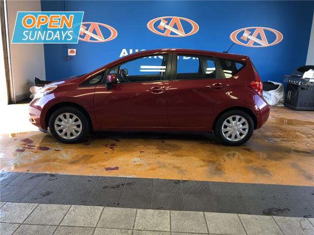 2014 Nissan Versa Note 1.6 SV (Stk: 14-352214) in Lower Sackville - Image 2 of 14