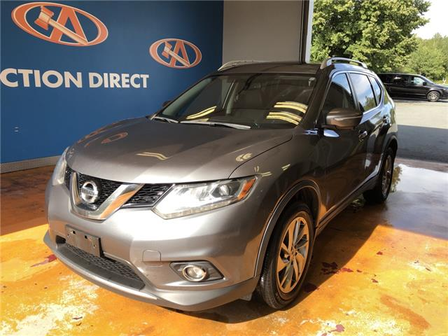 2015 Nissan Rogue SL (Stk: 15-793425) in Lower Sackville - Image 1 of 15