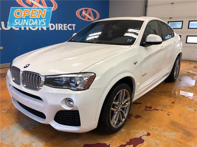 2017 BMW X4 xDrive28i (Stk: 17-T80214) in Lower Sackville - Image 1 of 18