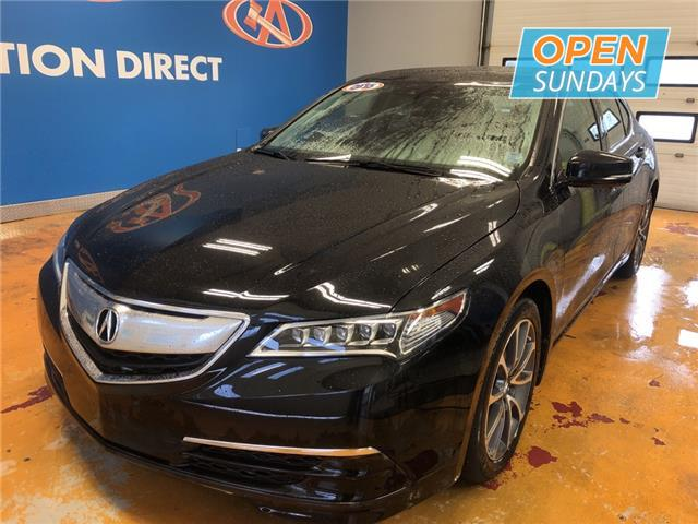 2015 Acura TLX Tech (Stk: 15-800971) in Lower Sackville - Image 1 of 17