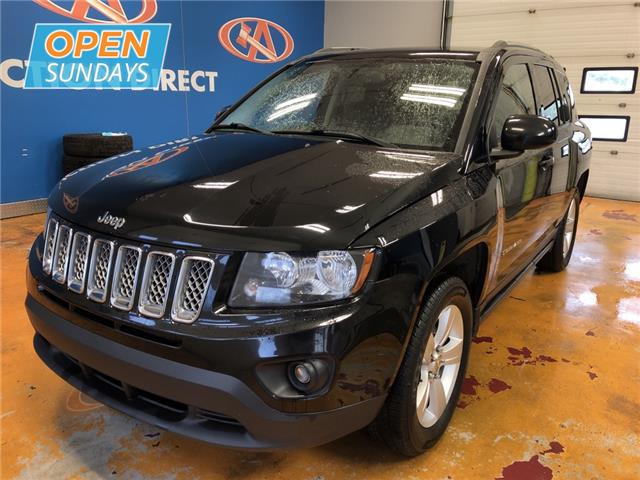 2014 Jeep Compass Sport/North (Stk: 14-766038) in Lower Sackville - Image 1 of 15