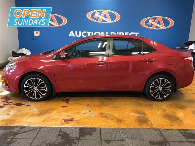 2014 Toyota Corolla S (Stk: 14-227651) in Lower Sackville - Image 2 of 17