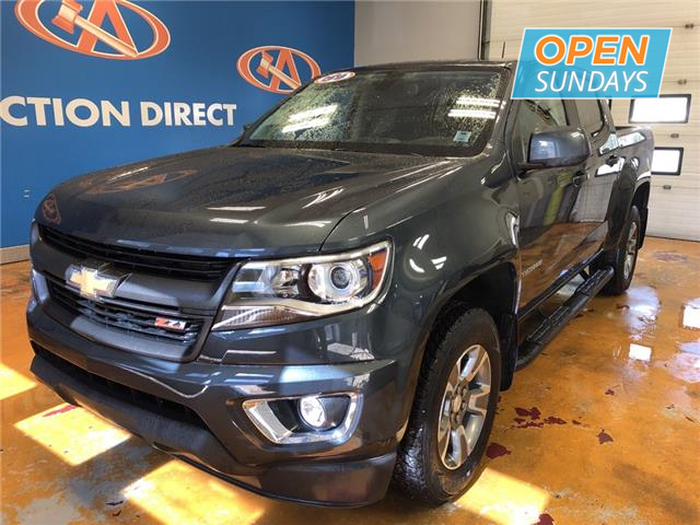 2019 Chevrolet Colorado Z71 (Stk: 19-186549) in Lower Sackville - Image 1 of 16