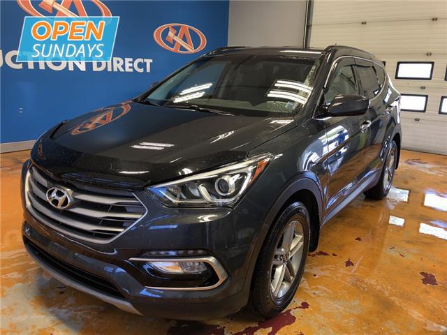 2018 Hyundai Santa Fe Sport 2.4 Base (Stk: 18-525247) in Lower Sackville - Image 1 of 15