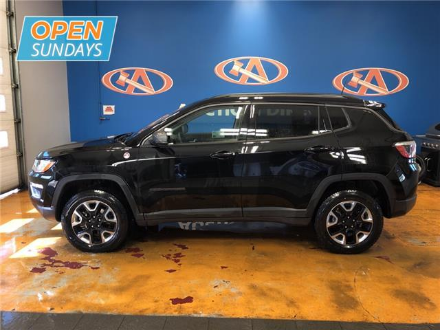 2018 Jeep Compass Trailhawk (Stk: 18-410024) in Lower Sackville - Image 2 of 17