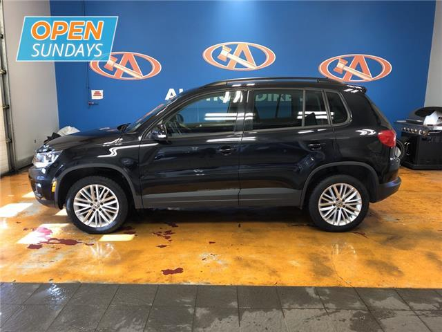 2016 Volkswagen Tiguan Comfortline (Stk: 16-580362) in Lower Sackville - Image 2 of 16