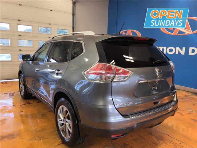 2015 Nissan Rogue SL (Stk: 15-885666) in Lower Sackville - Image 3 of 17