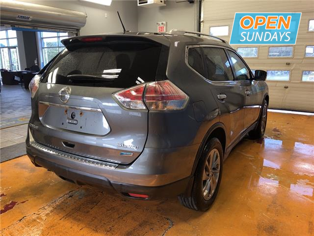 2015 Nissan Rogue SL (Stk: 15-885666) in Lower Sackville - Image 4 of 17