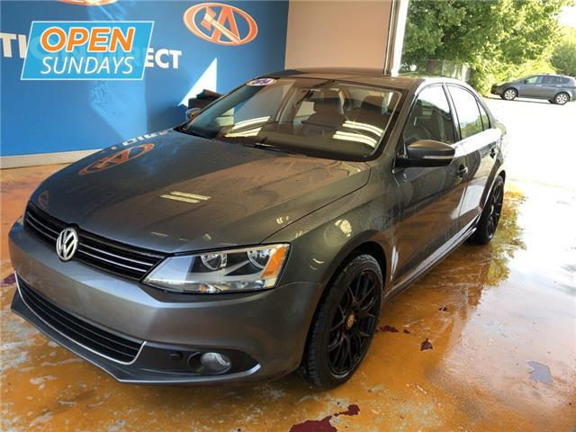 2014 Volkswagen Jetta 2.0 TDI Highline (Stk: 14-422103) in Lower Sackville - Image 1 of 16