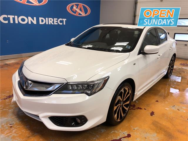 2016 Acura ILX A-Spec (Stk: 16-800164) in Lower Sackville - Image 1 of 17