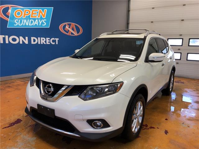 2015 Nissan Rogue SV (Stk: M901235) in Moncton - Image 1 of 16