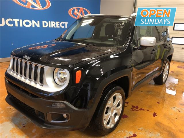 2018 Jeep Renegade Limited (Stk: 18-H46980) in Lower Sackville - Image 1 of 15
