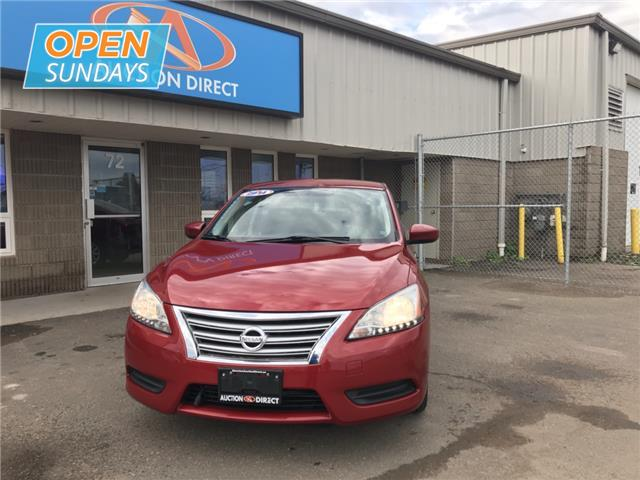 2014 Nissan Sentra 1.8 S (Stk: M650322) in Moncton - Image 2 of 15
